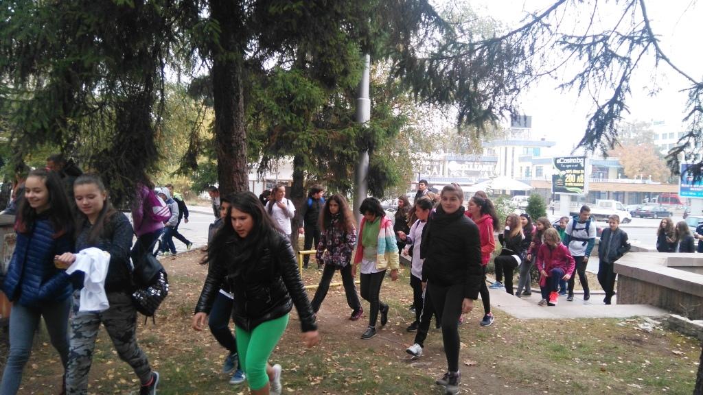 Община Велинград се включи в Световния ден на ходенето