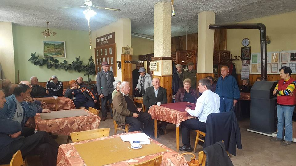 Кметът д-р Костадин Коев с изнесен приемен ден