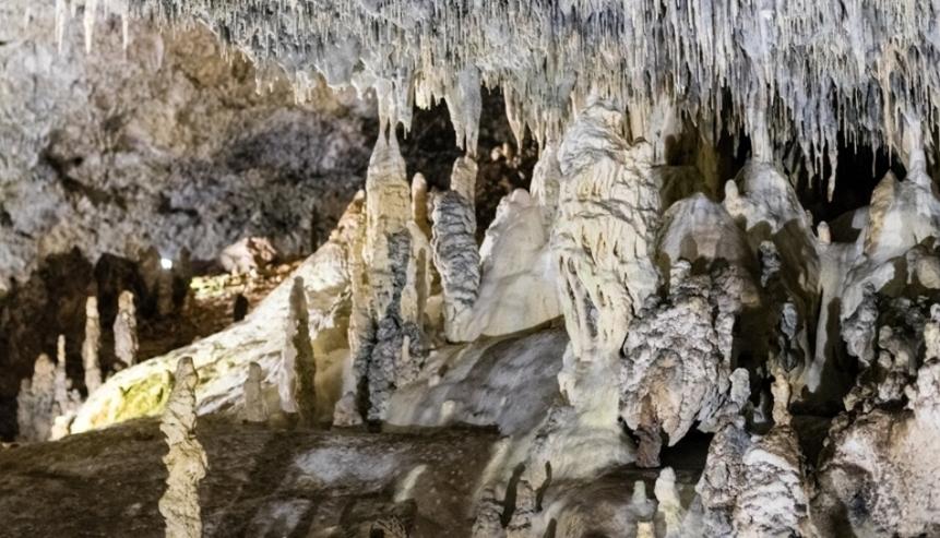 """Слаба посещаемост се отчита в пещера """"Снежанка"""" през зимните месеци"""