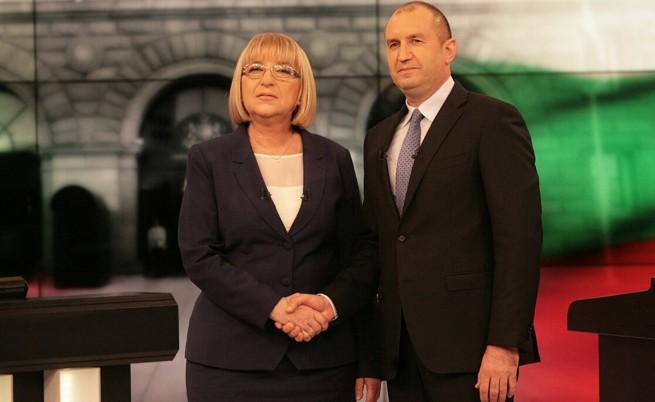 Българският народ избра за президент Румен Радев