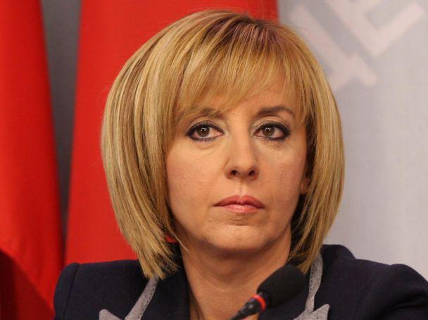"""Омбудсманът Мая Манолова с писма до парламента за""""таван"""" на лихвите при просрочване на дългове"""