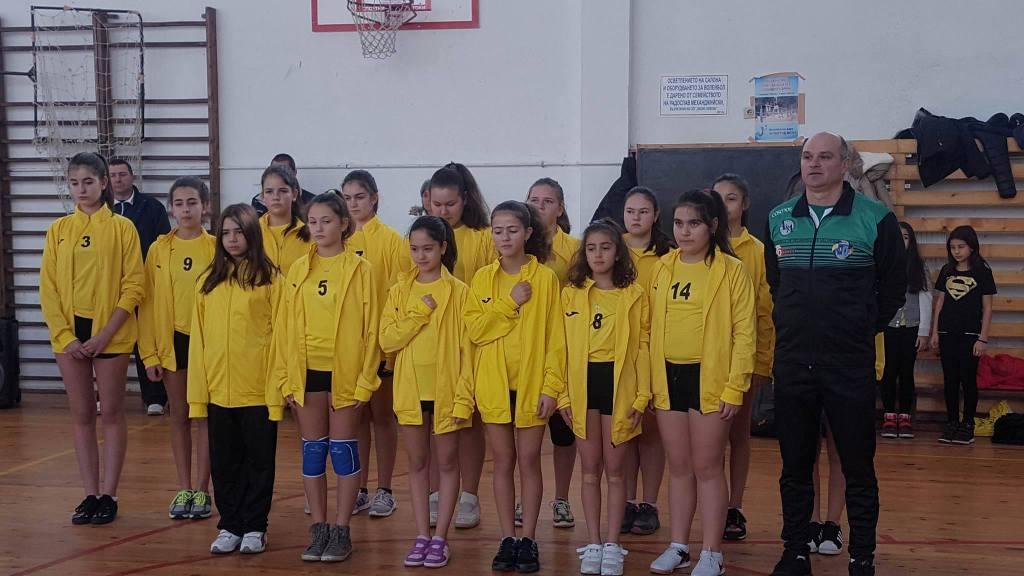 Д-р Костадин Коев даде старт на срещите  от Скаут лигата по волейбол (СНИМКИ)