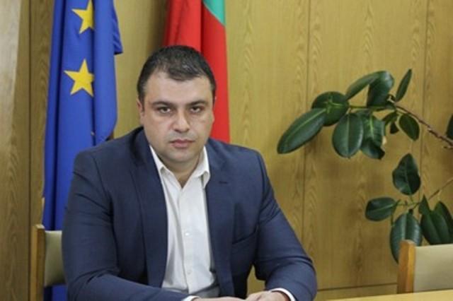 Старши комисар Йордан Рогачев поздрави всички служители на реда по-случай празника на българската полиция