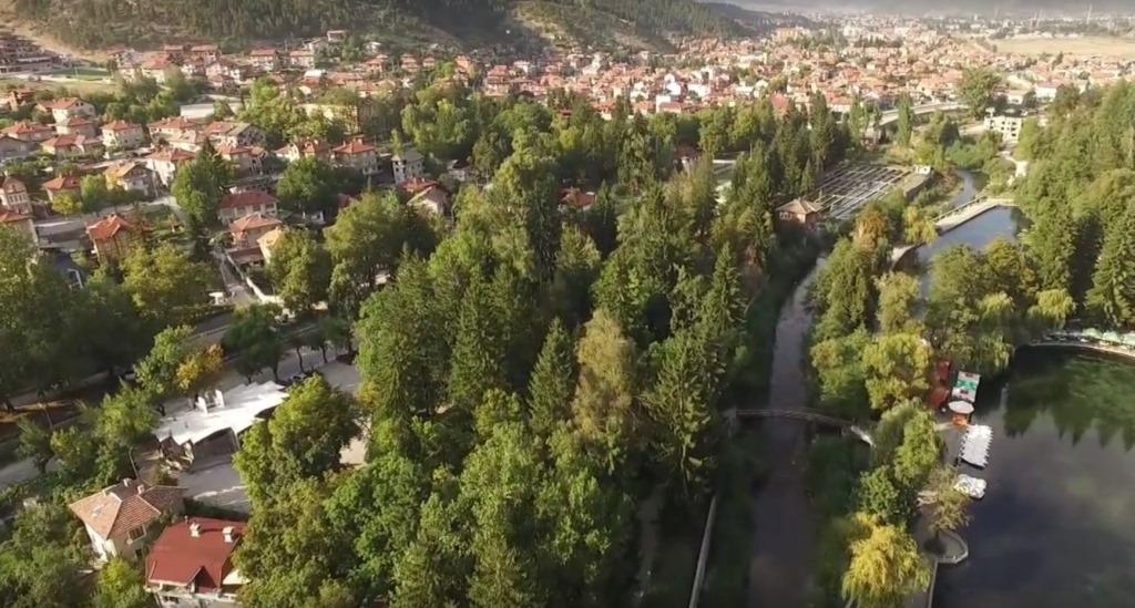 Велинград спира течовете на минерална вода