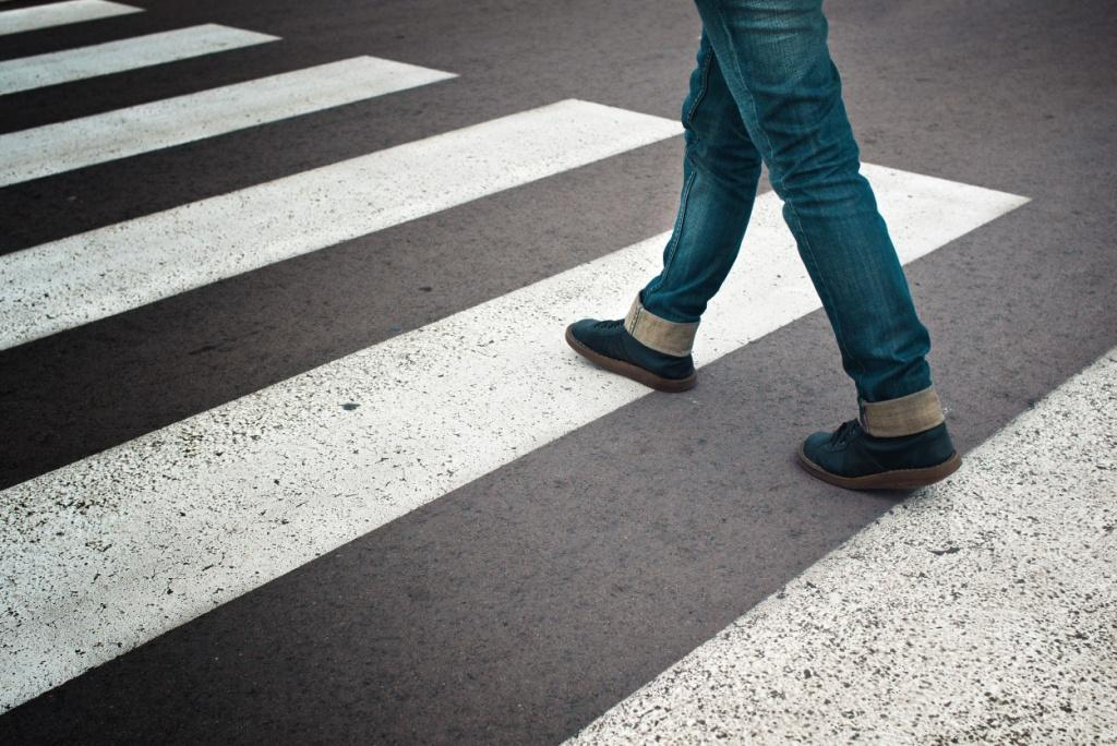 Пешеходка е пострадала при пътен инцидент във Велинград