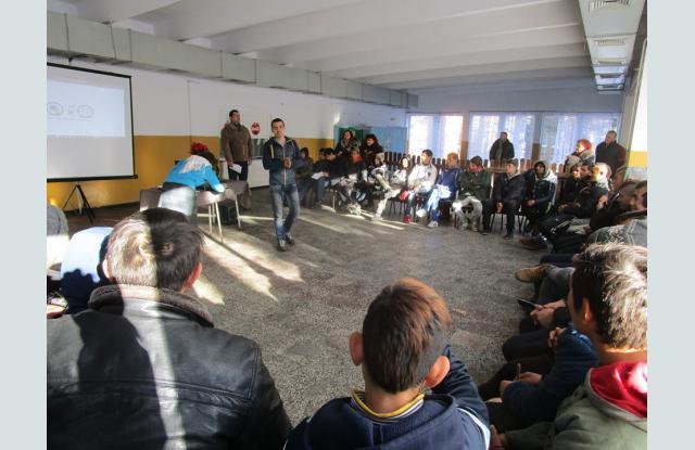 Хари Ашикян: Ако не бях във ВУИ-Ракитово, щях да бъда в някоя канавка или в затвора