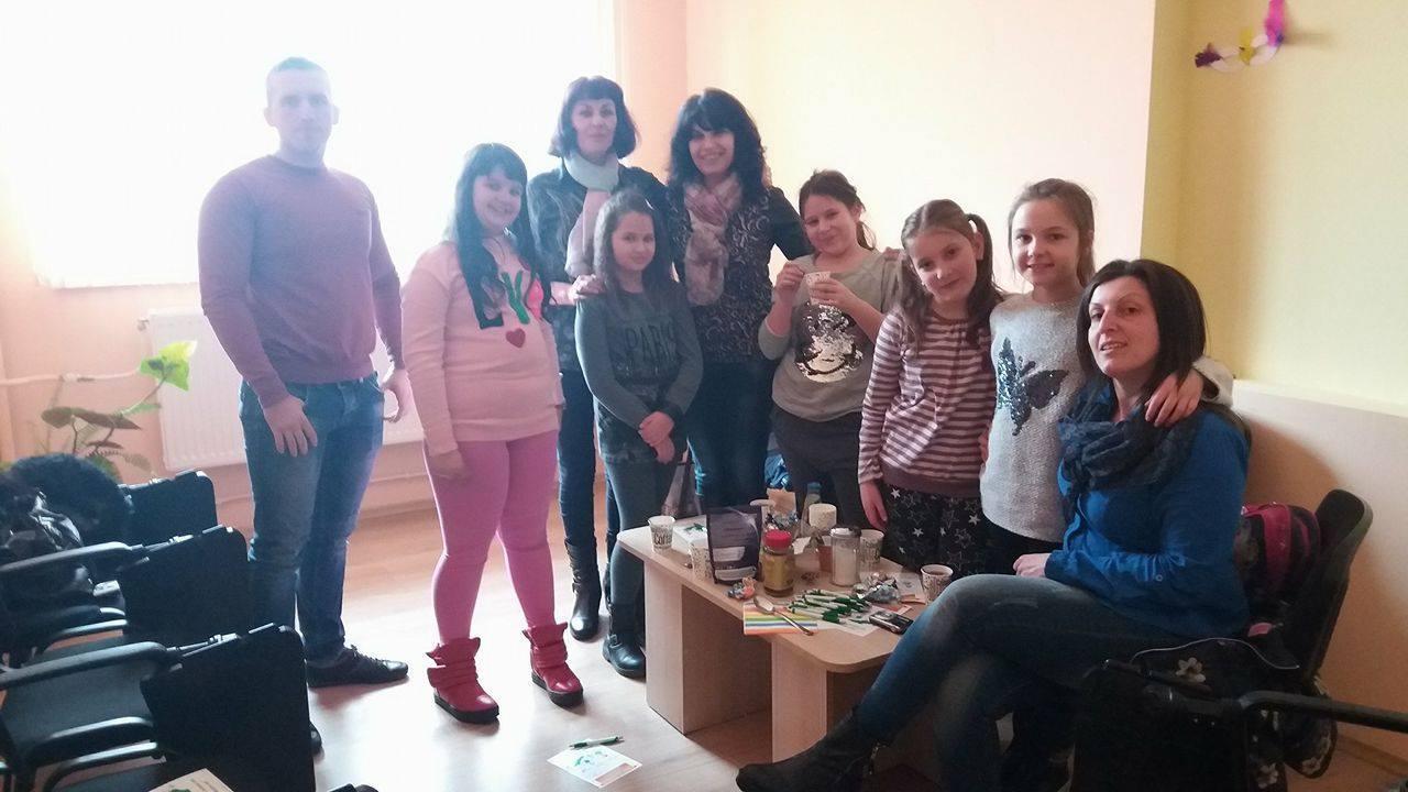 """Център за обществена подкрепа, бе посетен от група ученици от 3в клас на СУ """"Св. Св. Кирил и Методий"""" с класен ръководител г-жа Пашова"""