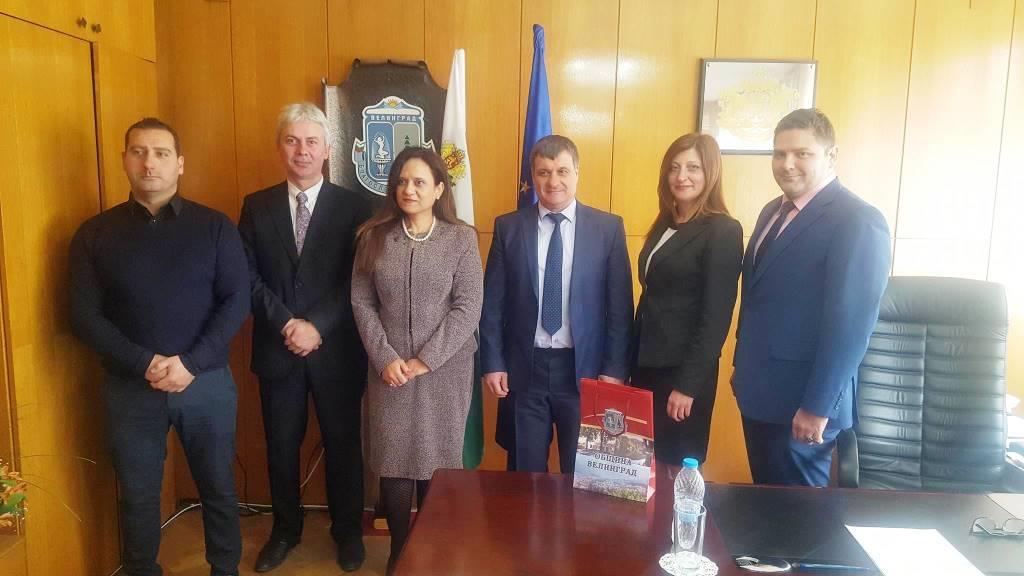 Посланикът на Египет на официално посещение в СПА столицата на Балканите