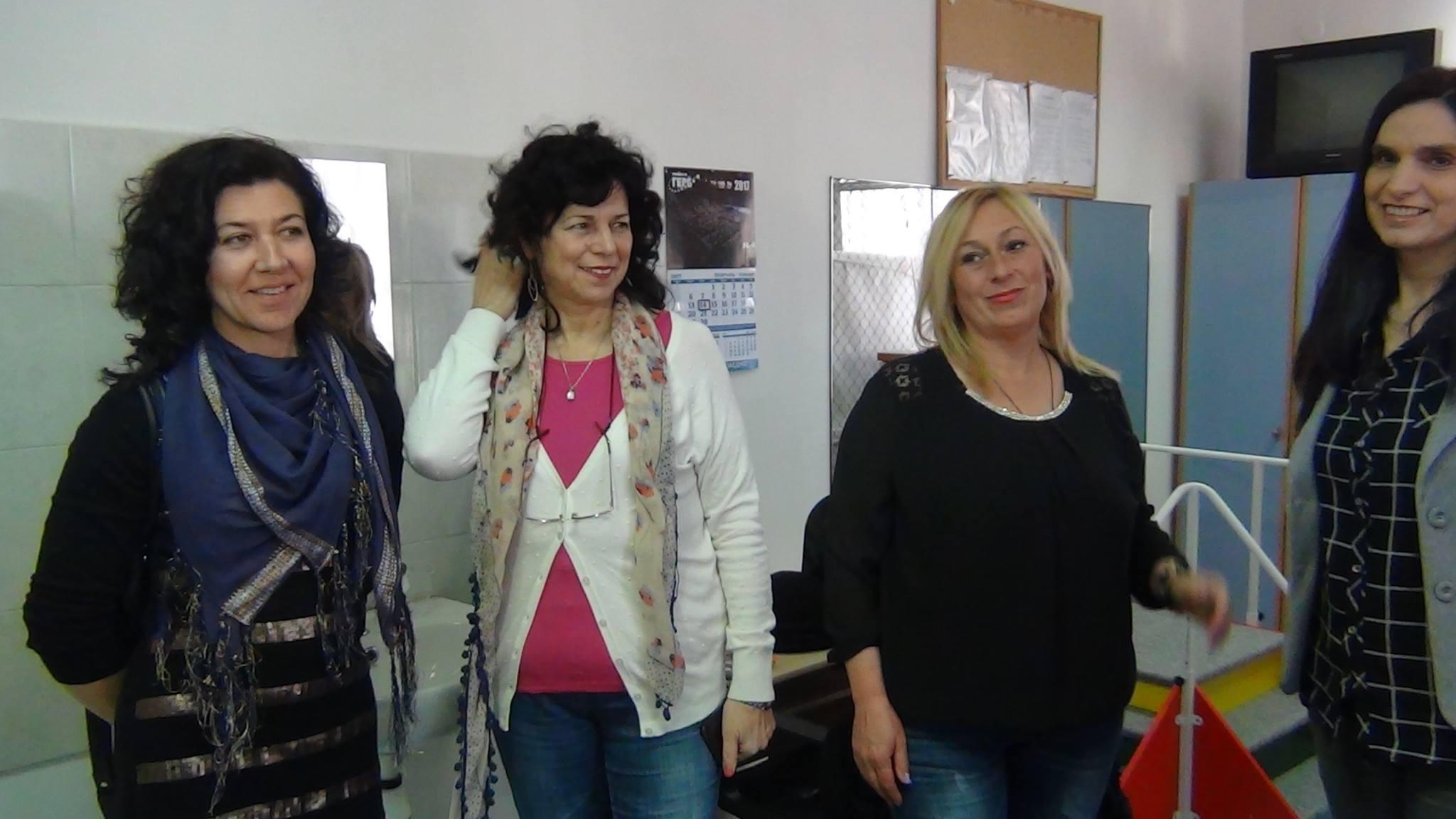 Лайънс клуб Велинград – дарение за център деца с увреждания