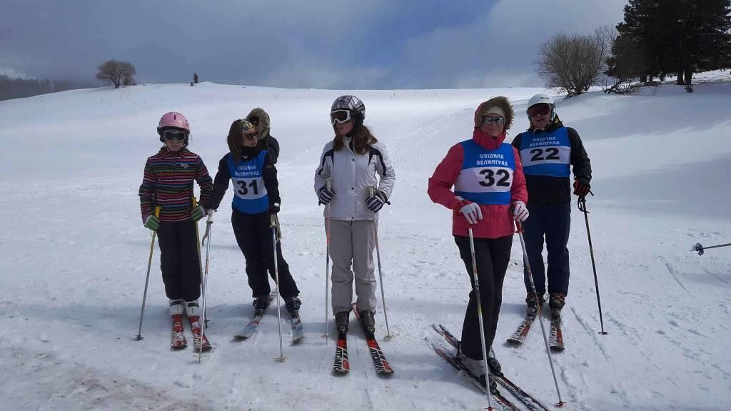 """Ски бягане и ски алпийски дисциплини за ветерани и деца-Велинград"""