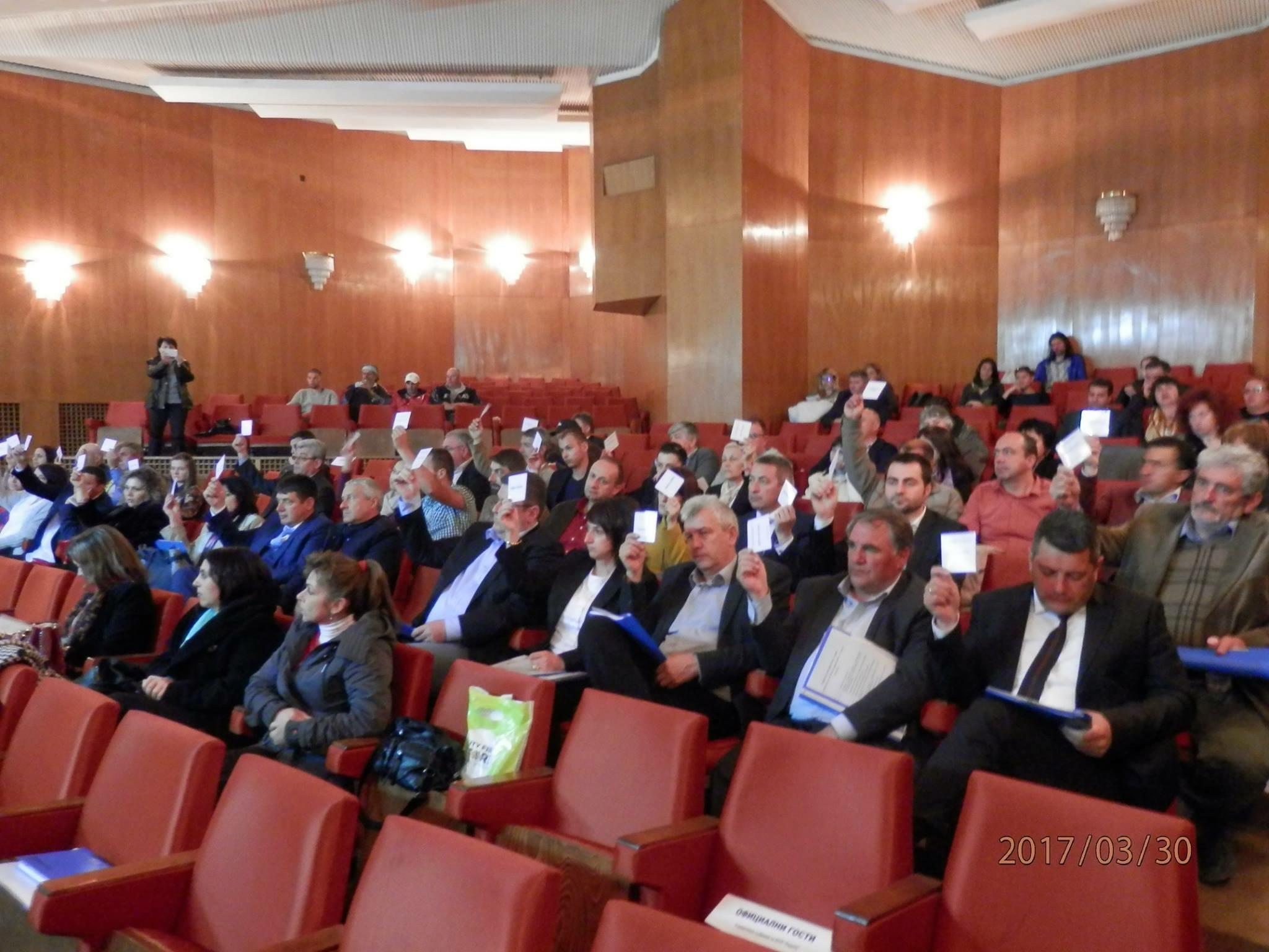 Кметът на Велинград бе избран за Председател на Управителния съвет на първата учредена Органзация за управление на туристически район.