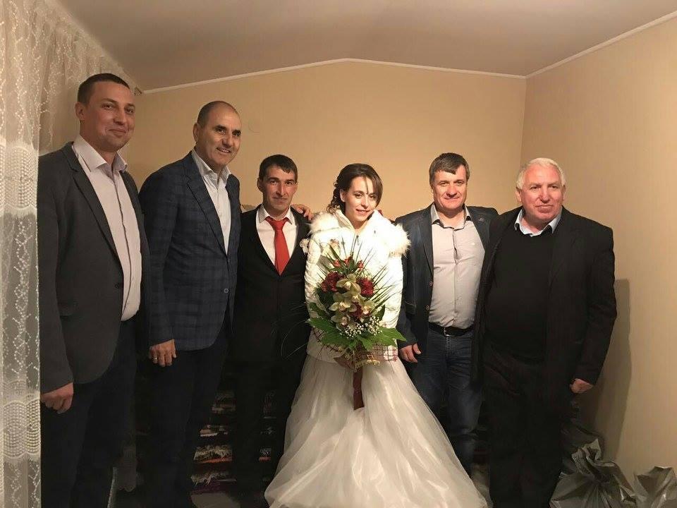Цветан Цветанов беше на сватба и посещение в Драгиново