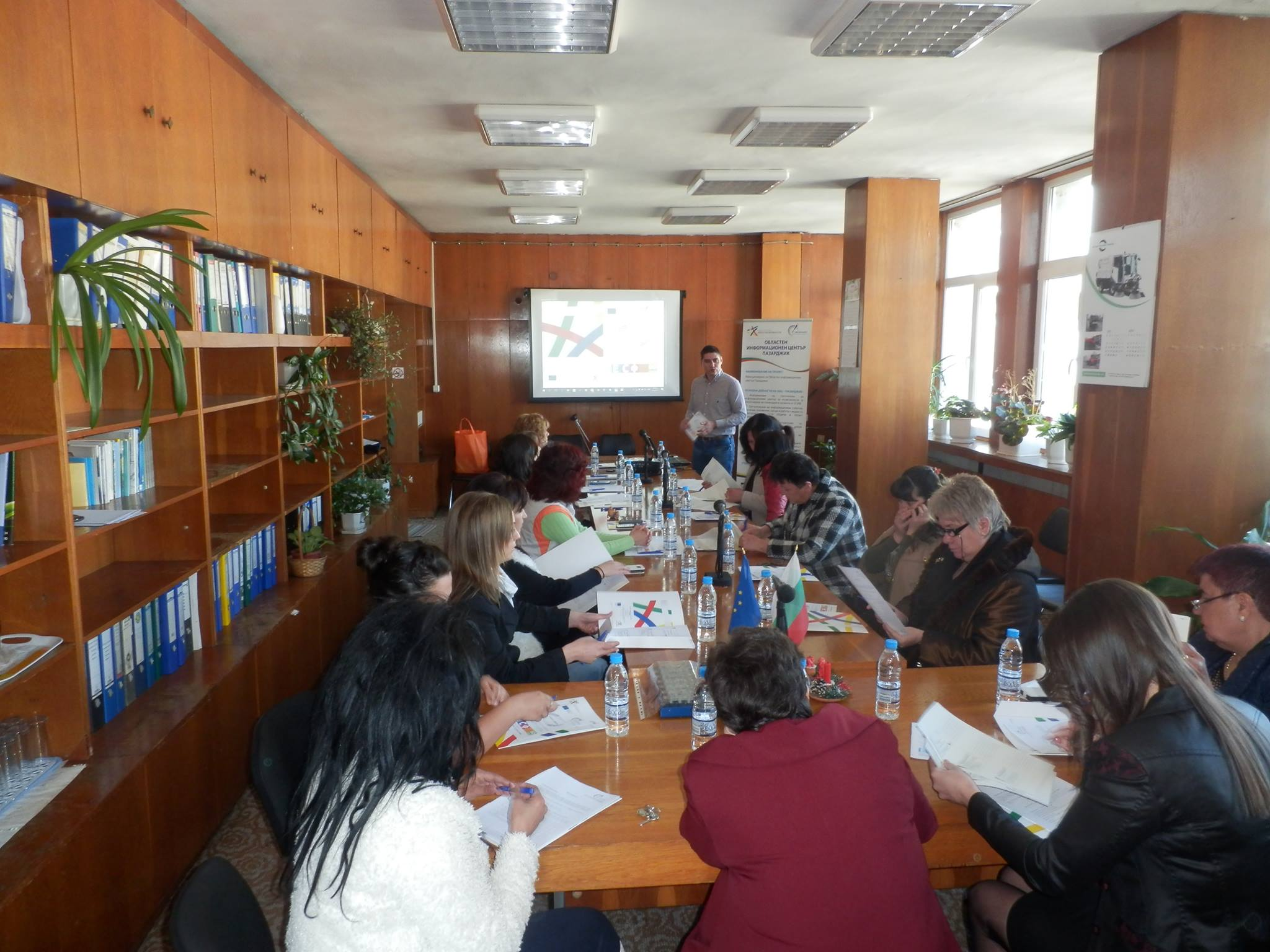 ОИЦ – Пазарджик приключи първата серия от събития за 2017 г.