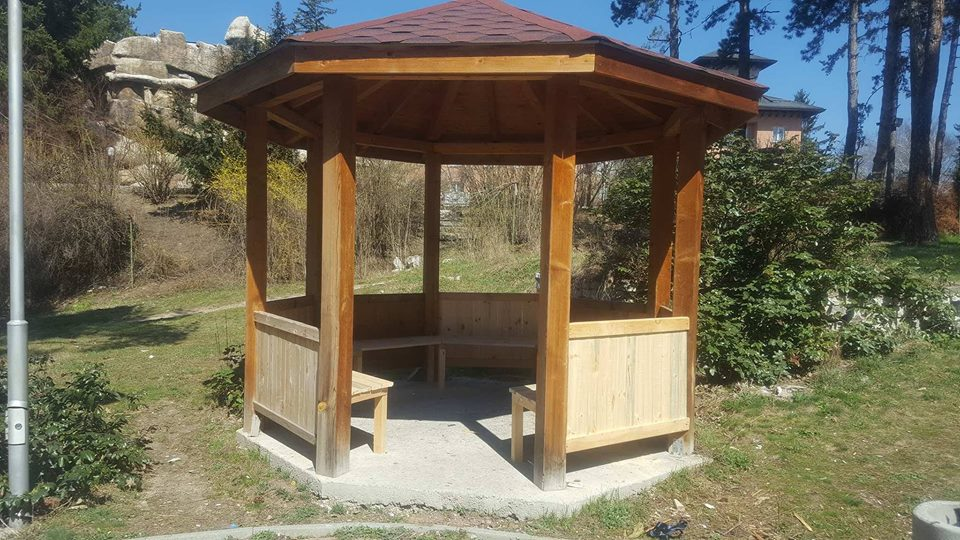 Община Велинград предприе действия за възстановяване на разрушени съоръжения по парковете