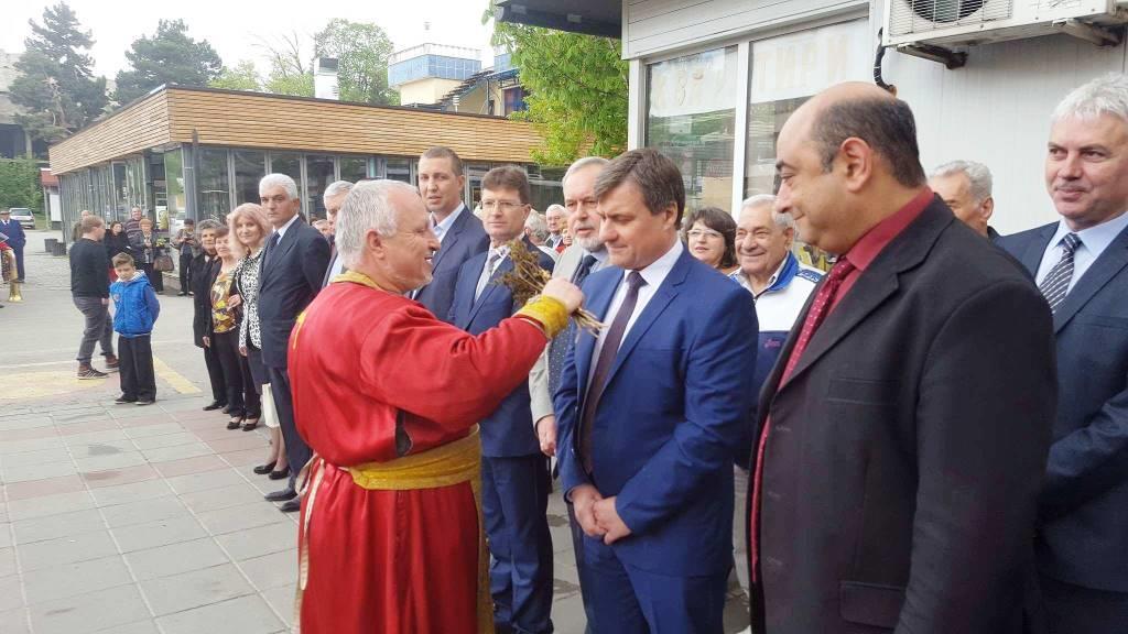 Тържествено отбелязване деня на Свети Георги Победоносец, празник на Българската армия