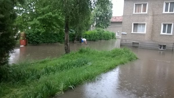 Порой наводни Велинград