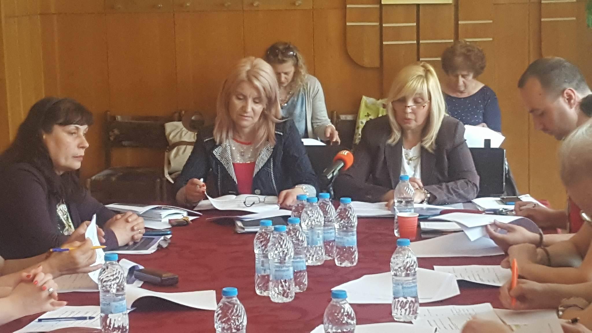 Среща на организационния комитет за Велинградски празници на културата 2017 година