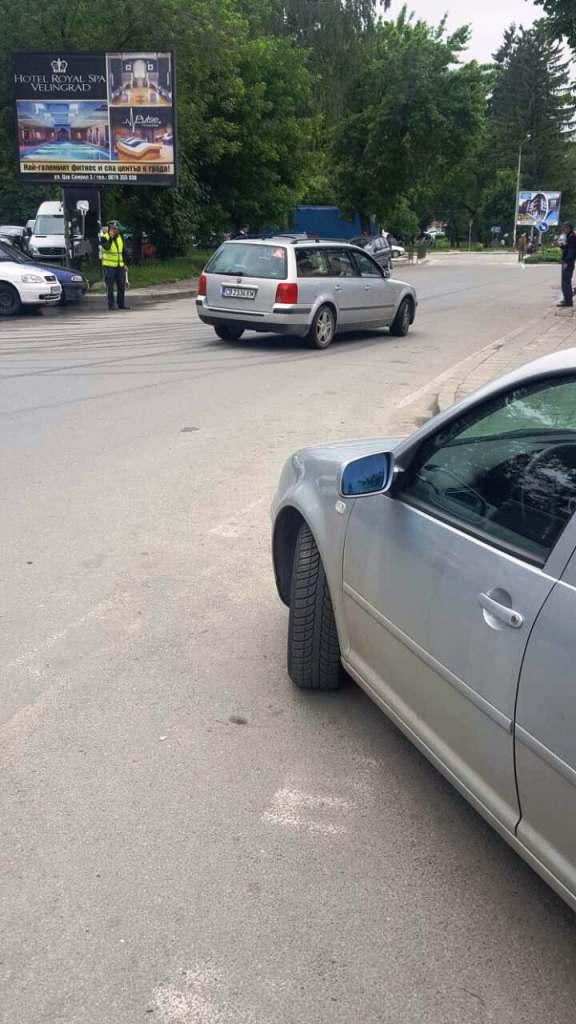 Инцидент във Велинград?