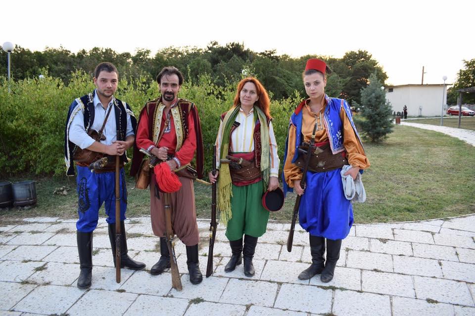 """РК """"Родопчани"""" – Велинград участваха в историческа възстановка """"Защитата на Каварна"""""""