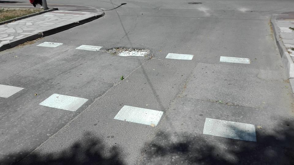 Колко качествени са ремонтите на пътните настилки във Велинград ?