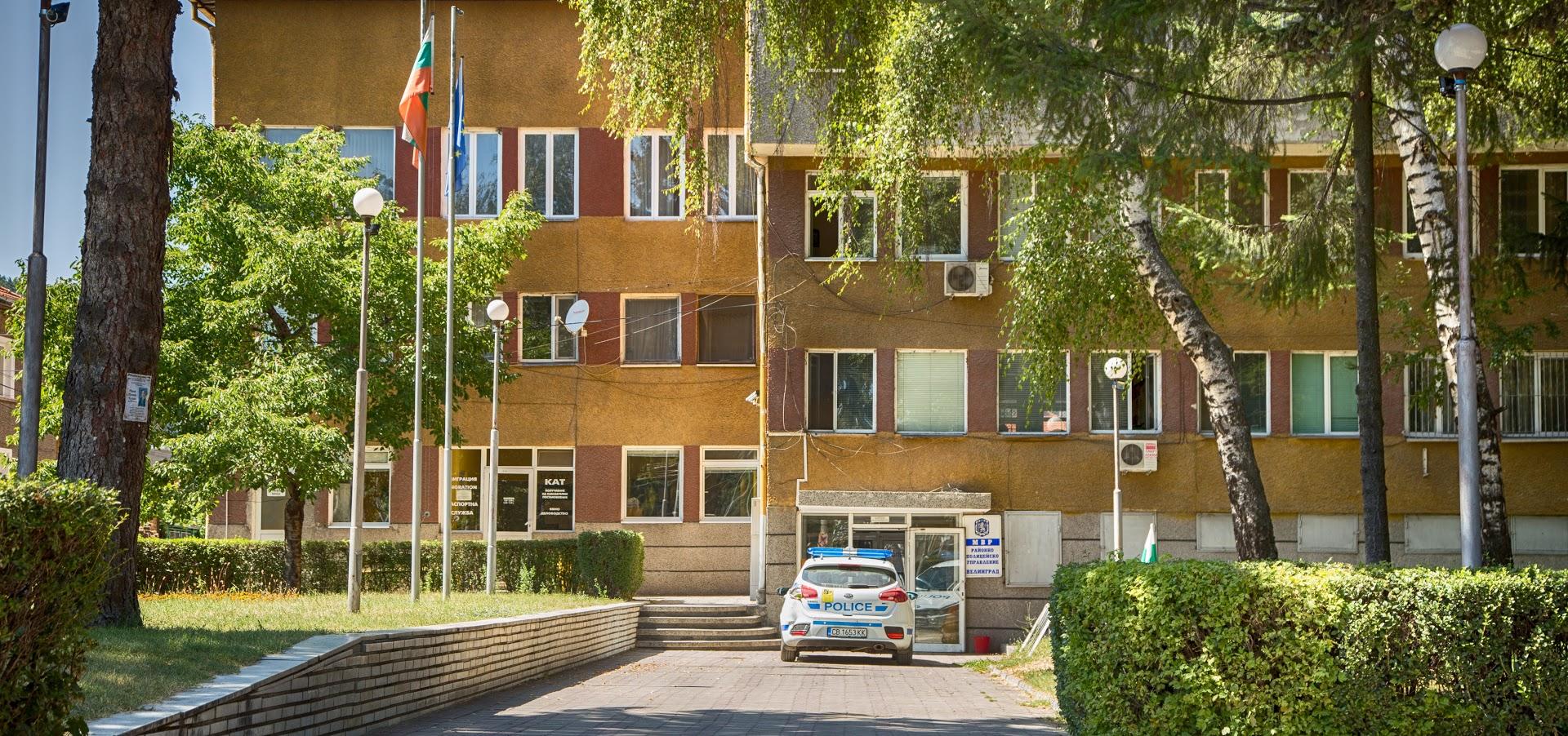 Млад мъж от Велинград стрелял с газов пистолет по свой съгражданин е задържан в ареста на полицейското управление в курорта