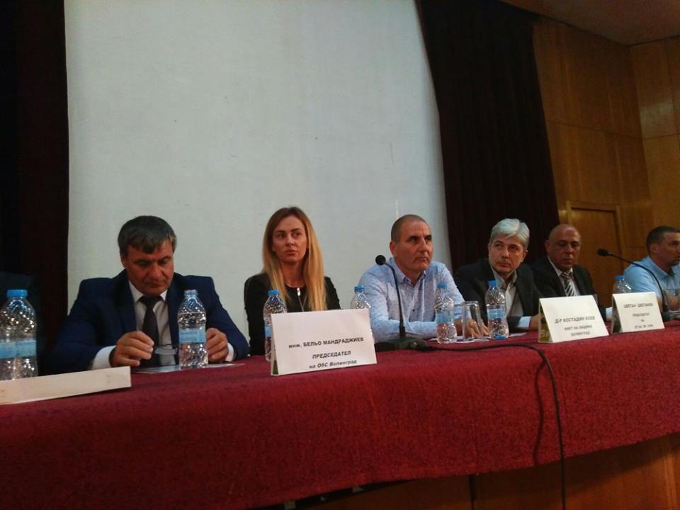 Цветан Цветанов: Моя кауза е да няма волфрамова мина във Велинград