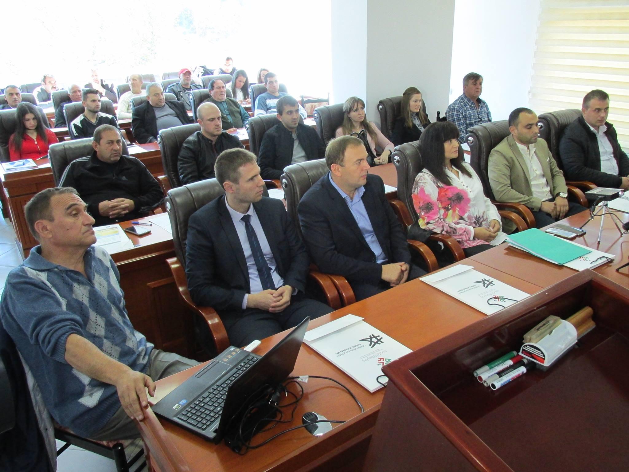 Община Сърница бе домакин на първото публично събитие по повод 10 години от членството на България в ЕС и Българското председателство на Съвета на ЕС