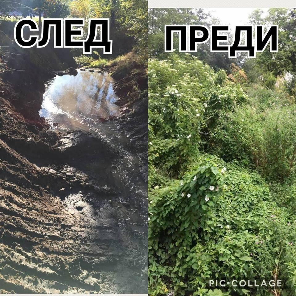 "Община Велинград предприе действия по почистване на нерегламентирани сметища и дере ""Власа"""
