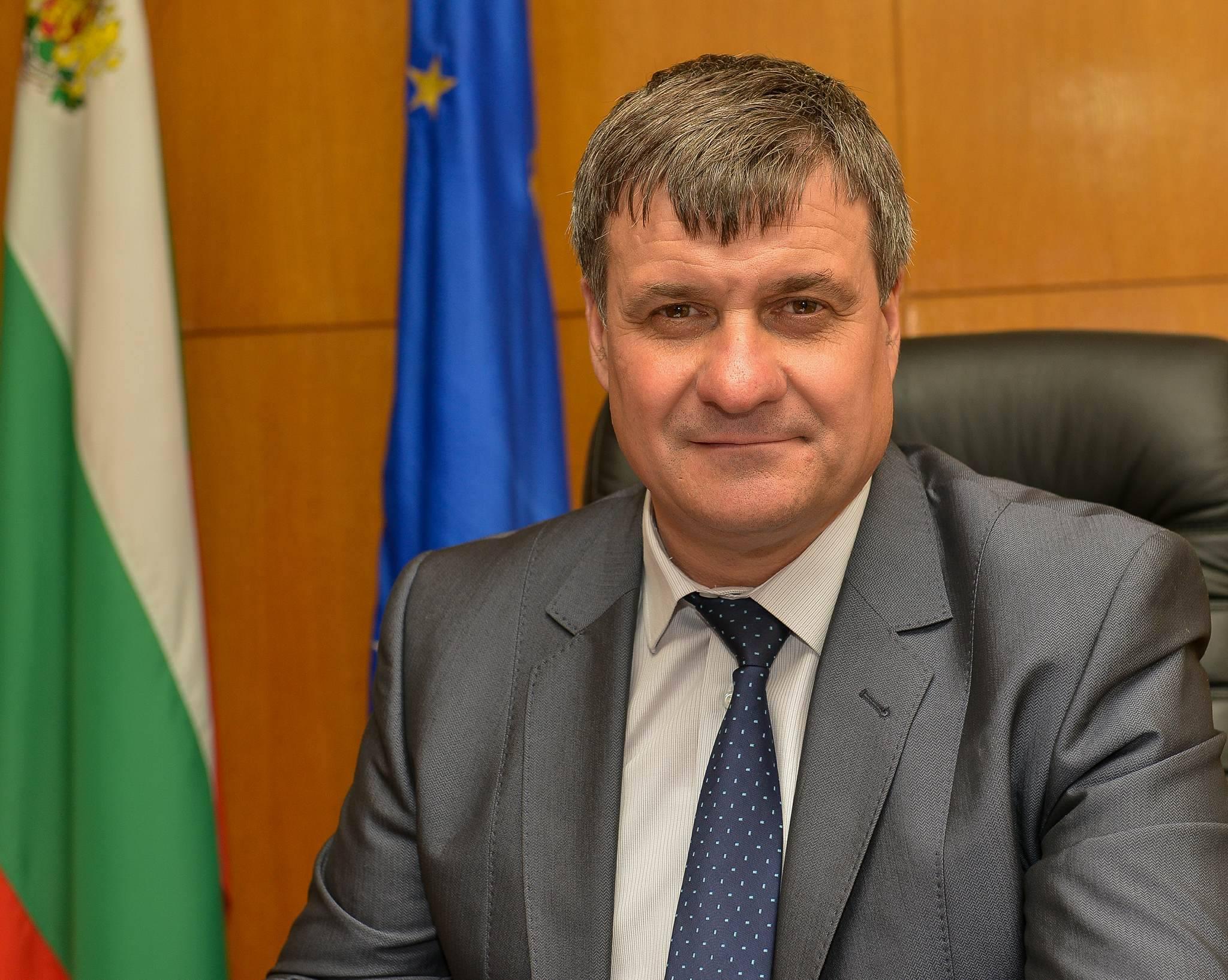ПОЗДРАВИТЕЛЕН АДРЕС от кмета на Велинград г-н Коев
