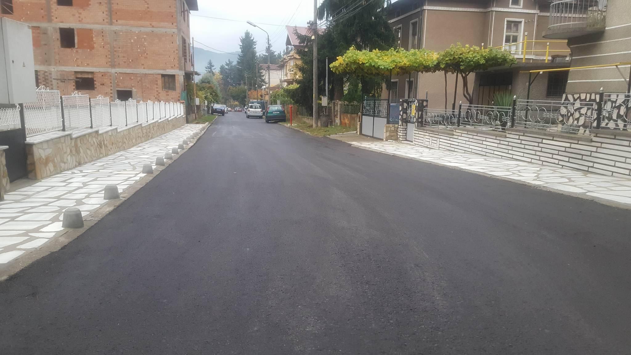 Продължават ремонтните дейности за рехабилитиране на уличната мрежа