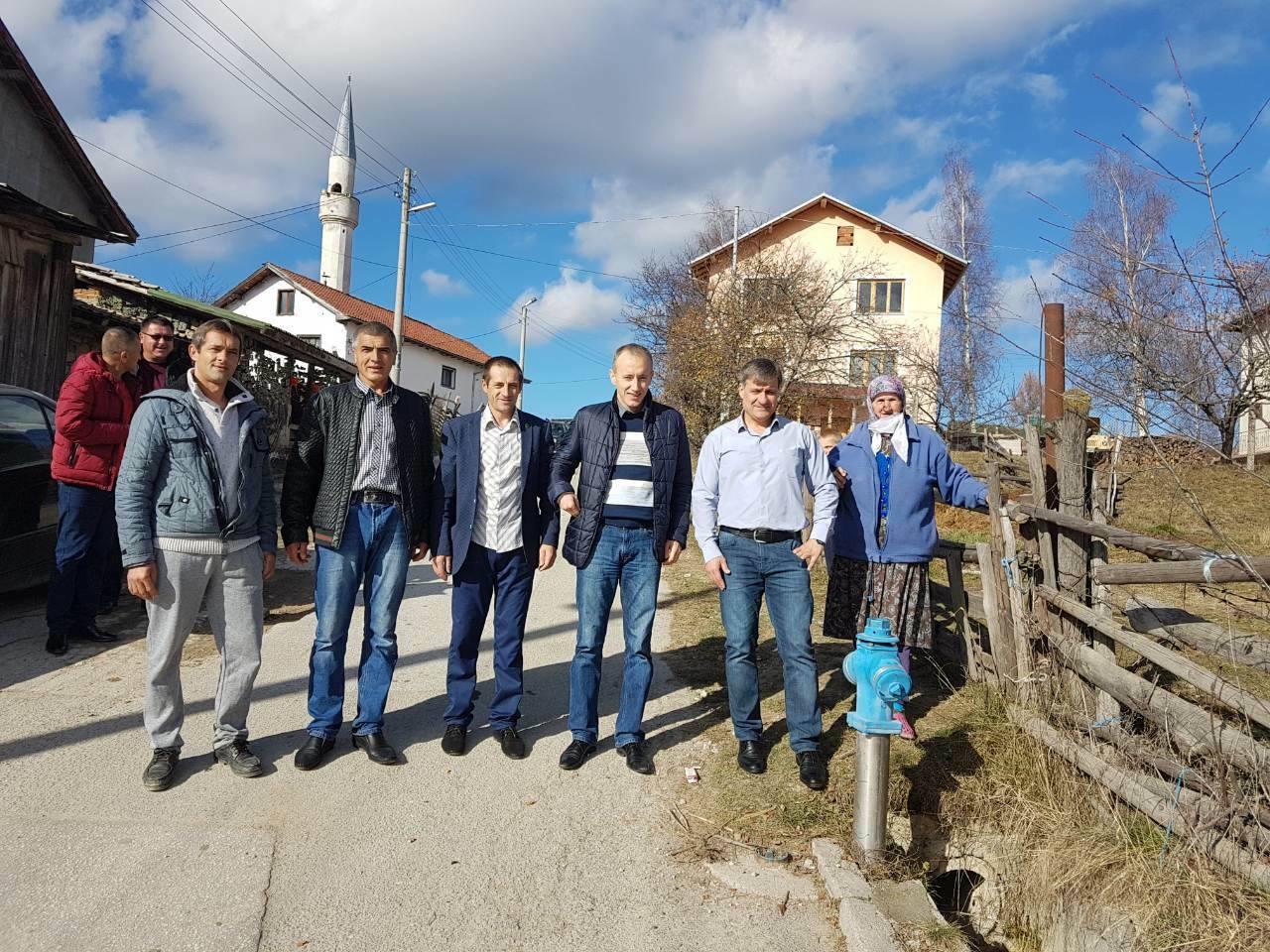 Министърът на образованието и науката на посещение в село Биркова