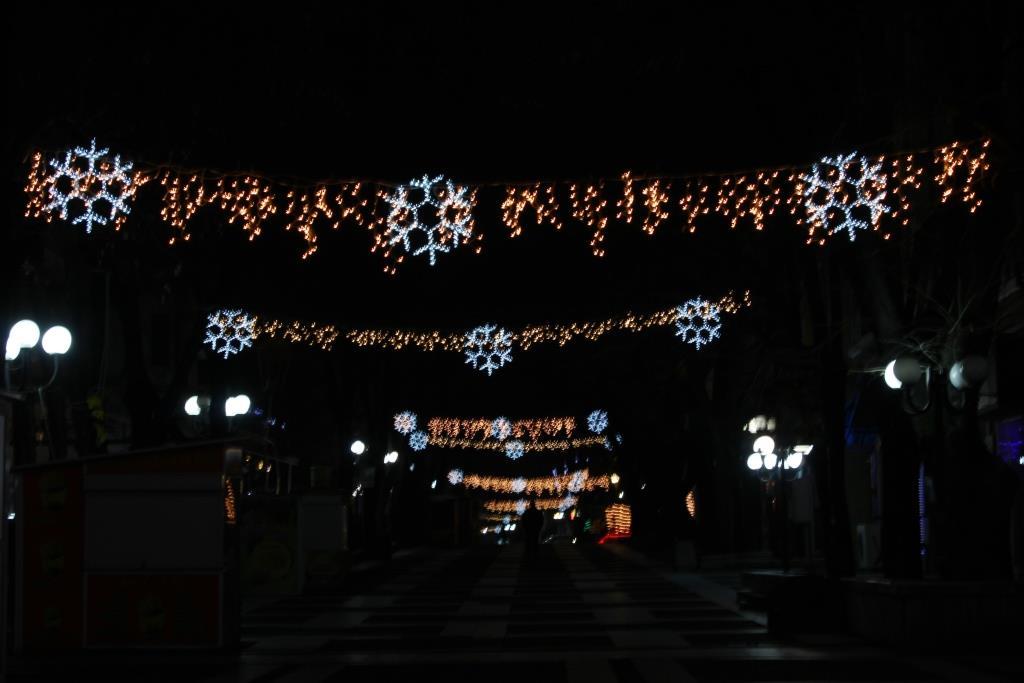 Светлините на коледната елха във Велинград ще грейнат на 4 декември