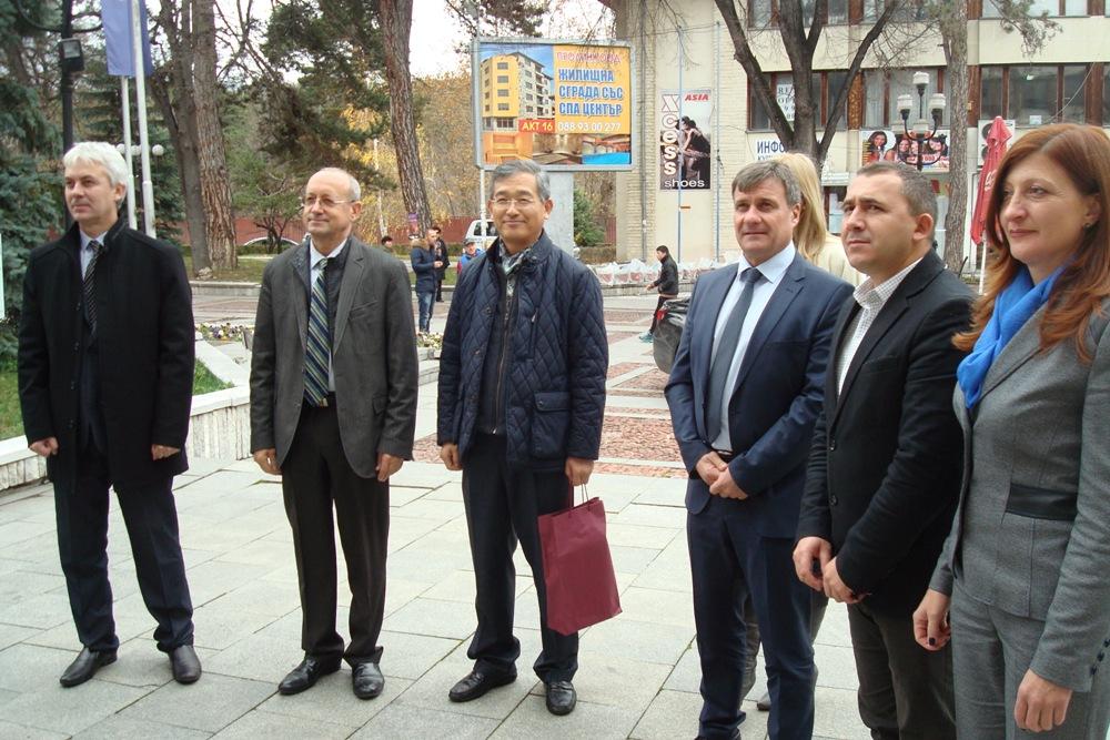 Посланикът на Република Корея посети Велинград