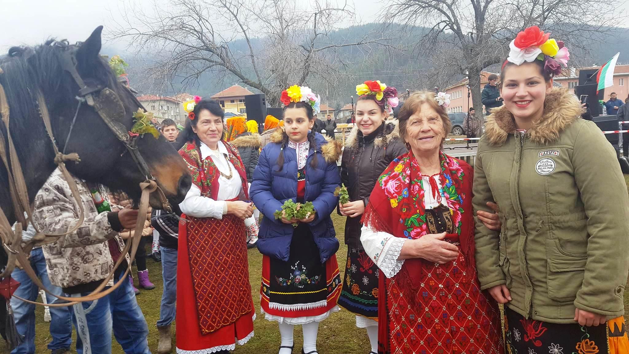 Традициите по Тодоровден в Чепинския край оживяха