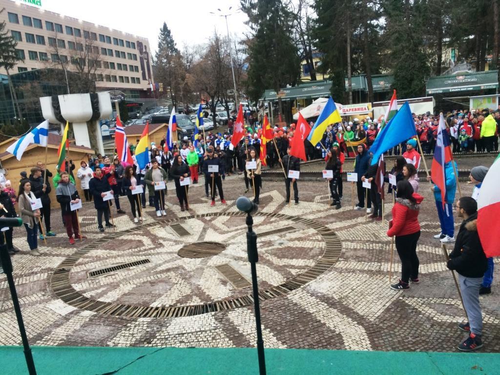 Във Велинград бе открито Европейско първенство по ски ориентиране