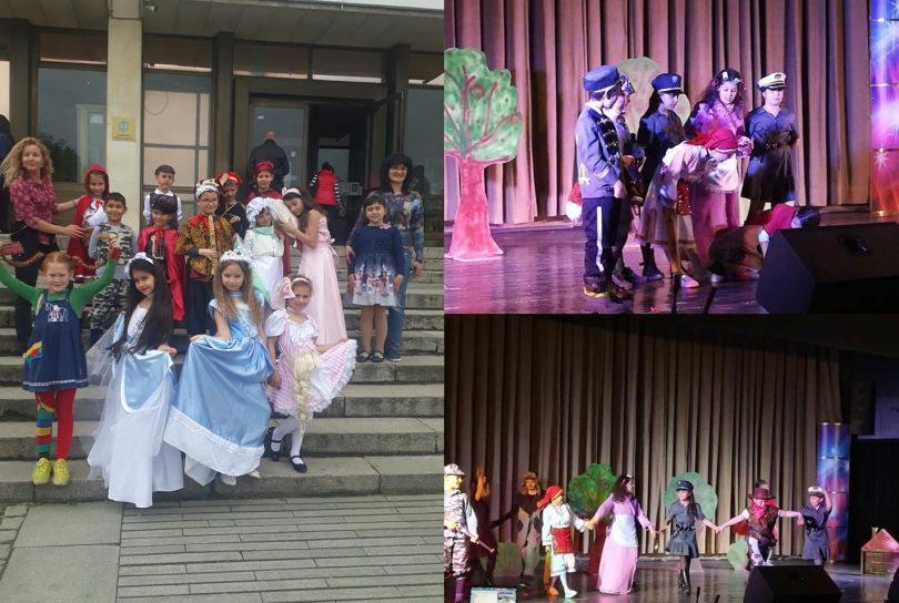 Велинградски ученици – отлични театрали