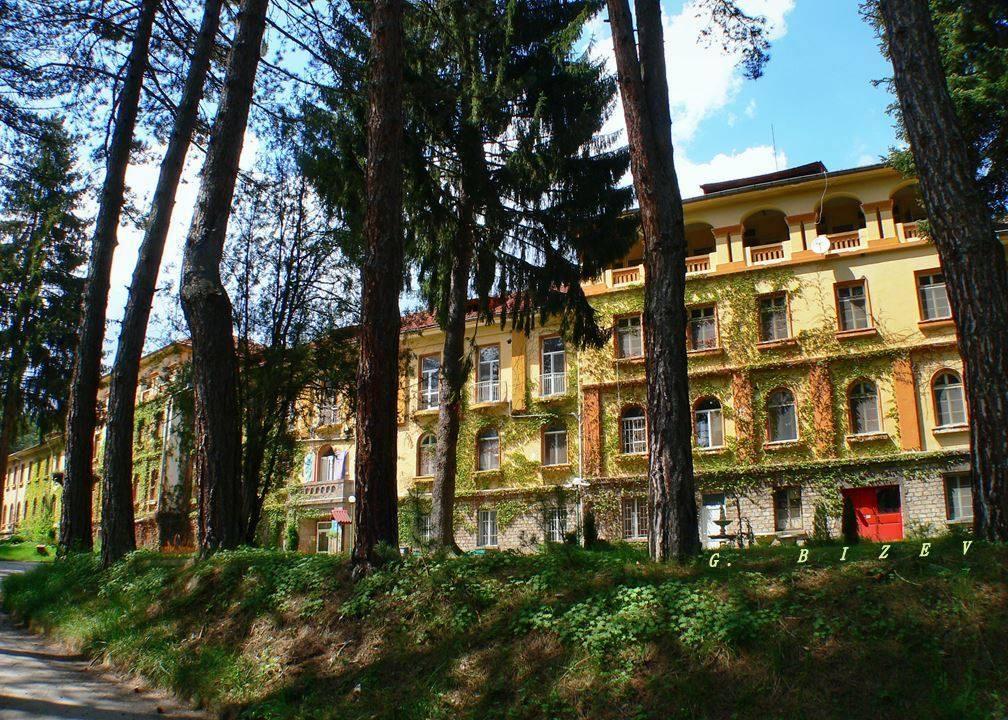 Продават имоти на Белодробната болница във Велинград
