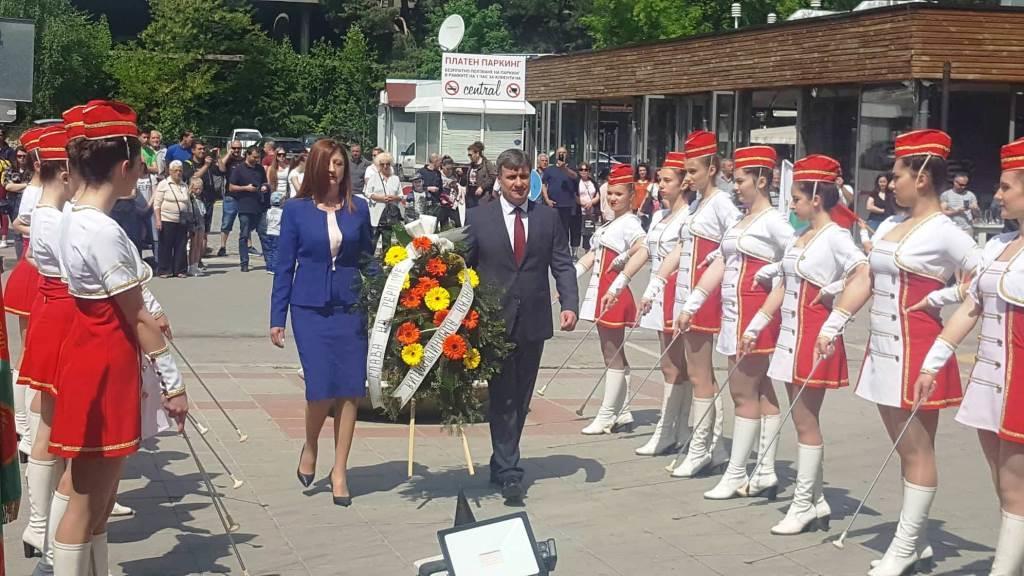 Велинград отбеляза Деня на храбростта и празник на Българската армия
