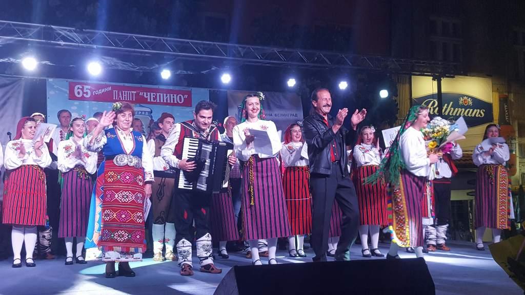"""С впечатляващ концерт ПАНПТ """"Чепино"""" отбелязаха 65-тия си рожден ден"""