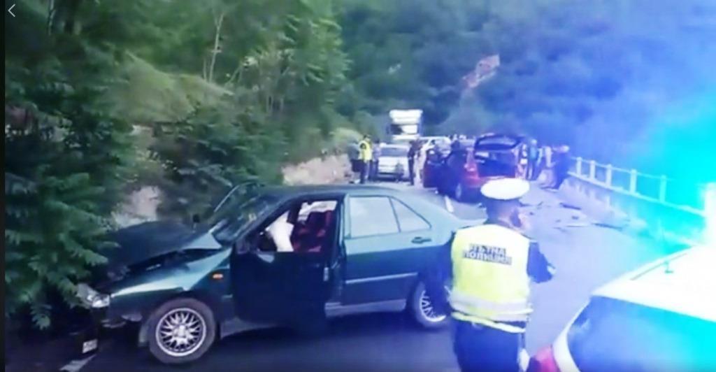 Пътнотранспортно произшествие стана причина вчера за затруднение на движението в дефилето Варвара-Велинград