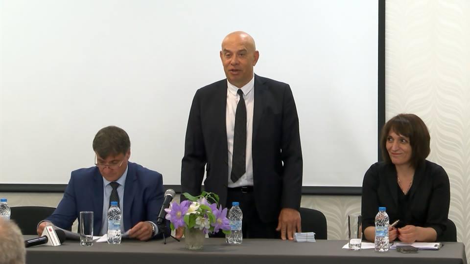 """Кметът Коев присъства на годишното общо събрание на """"Сдружение на хотелиери и ресторантьори – Велинград и Западни Родопи"""""""
