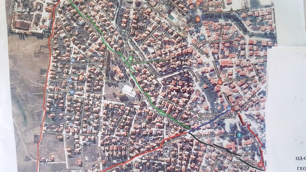 """Затварят  улици  """"Георги Кирков"""" и """"Милеви скали"""" за цялостна реконструкция във Велинград"""
