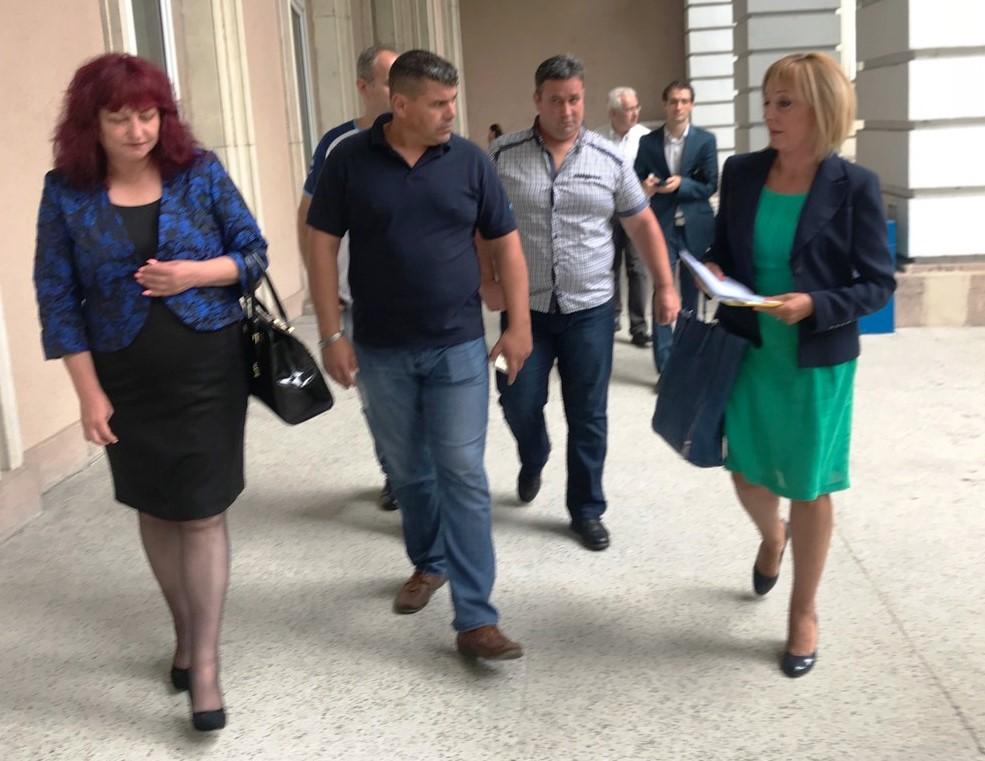 Омбудсманът Мая Манолова беше отстранена незаконно от заседание на Тристранния съвет към МС