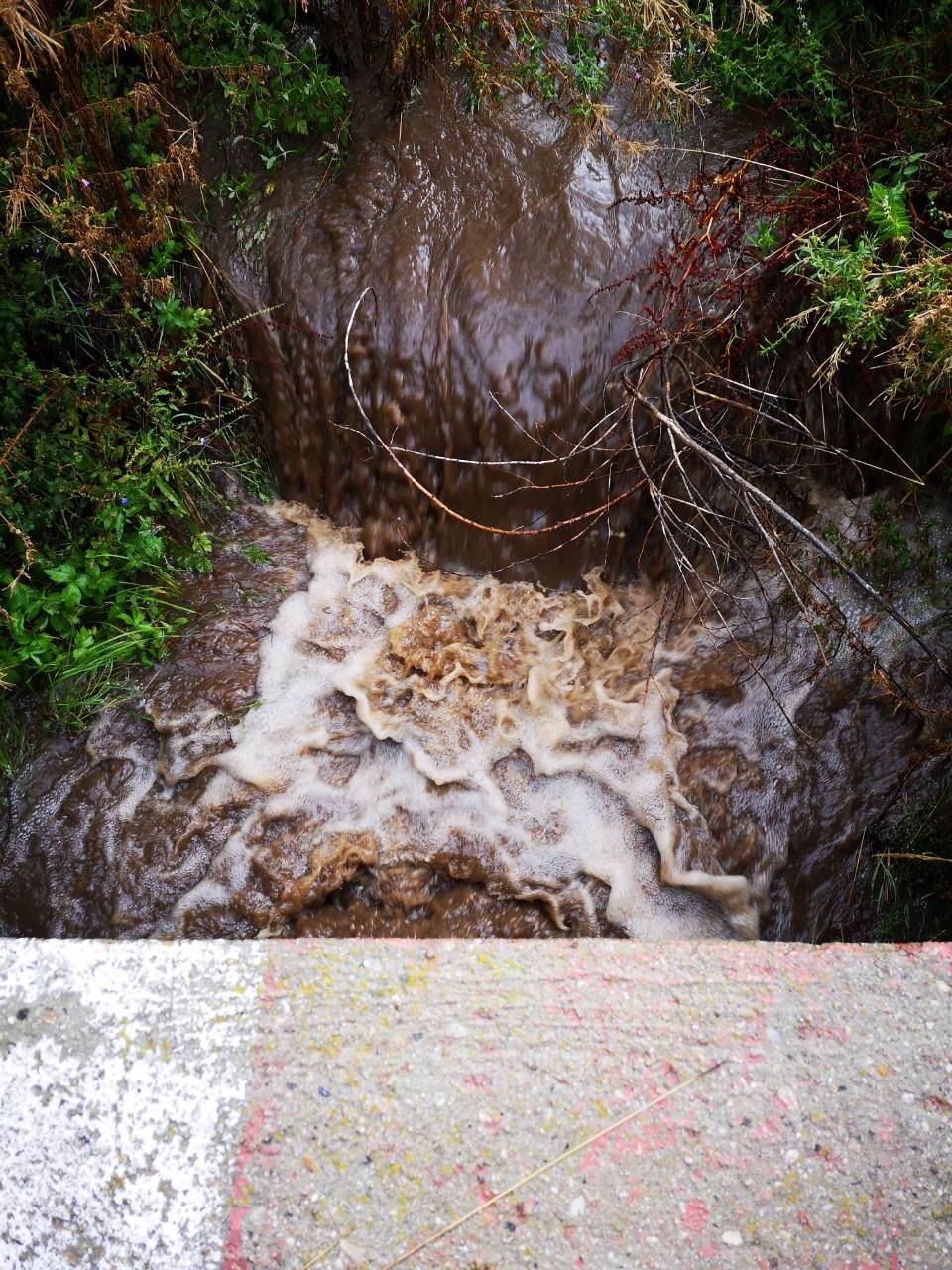 Спиране на водоподаването от ПСПВ