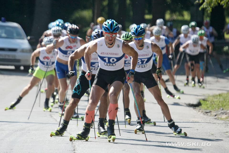 """120 състезатели от България, Русия и Казахстан на XXII състезание по ролкови ски за купа """"Велинград-Сивен"""""""