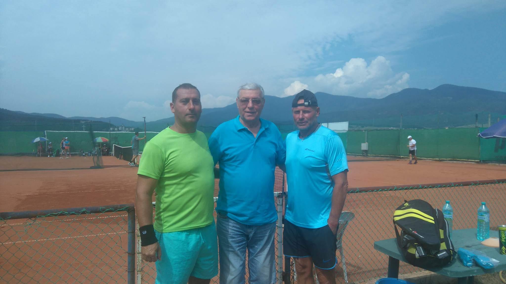 За трети път Велинград посреща участниците в единствения в страната тенис турнир за аматьори