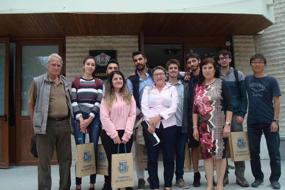 Кмета на Велинград се срещна с проф. Диана Гергова – един от най-изтъкнатите български траколози и специалисти по тракийска археология