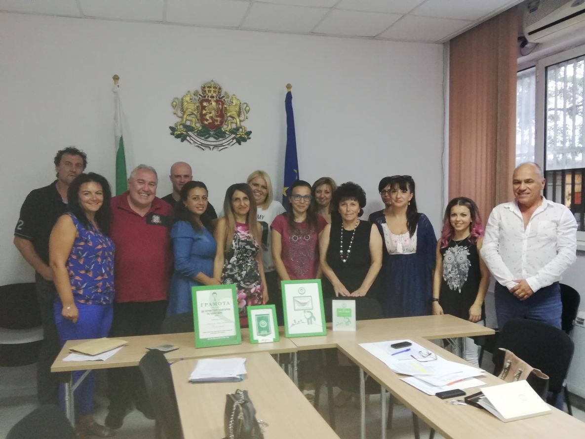 """За седма поредна година област Пазарджик ще се включи в кампанията """"Да изчистим България заедно"""" 2018 на 15 септември /събота/."""
