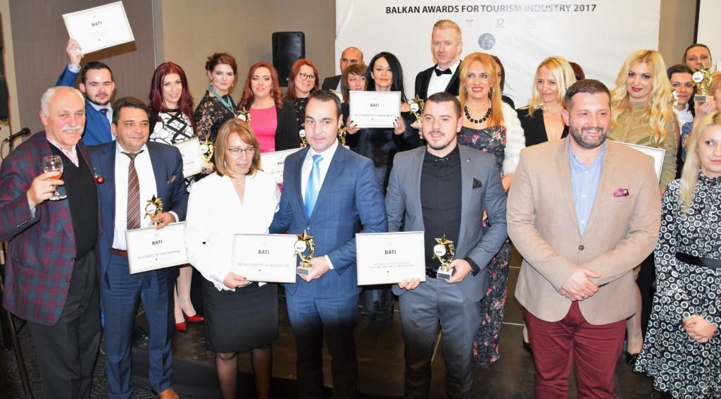 Предстои четвъртото издание на Balkan Awards of Tourism Industry 2018