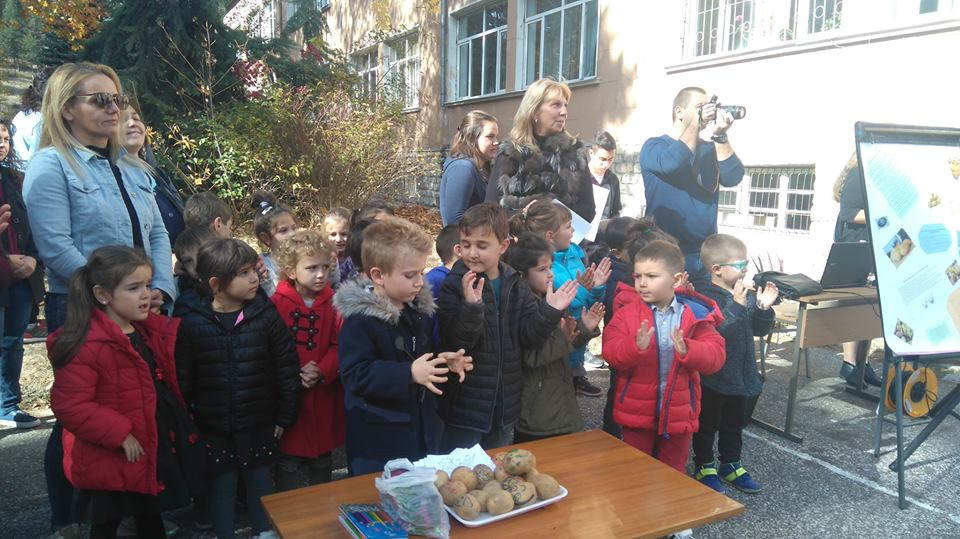 """Благотворителен есенен празник """"Традициите на Велинград в Европа"""""""